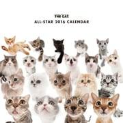 THE CAT カレンダー2016 オールスター [2016年カレンダー 壁掛けタイプ]