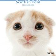 THE CAT カレンダー2016 スコティッシュフォールド [2016年カレンダー 壁掛けタイプ]