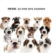 THE DOG ミニカレンダー2016 オールスター [2016年カレンダー 壁掛けタイプ]