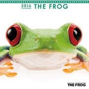 THE FROG ミニカレンダー2016 [2016年カレンダー 壁掛けタイプ]