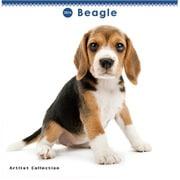 THE DOG ミニカレンダー2016 ビーグル [2016年カレンダー 壁掛けタイプ]