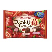 つぶ撰り苺チョコレート [160g]