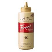 トラーニ ホワイトチョコレートソース 468g [人工香料不使用・人工甘味料不使用・人工保存料不使用・防腐剤不使用]