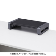 MR-LC801BK [モニタスタンド 黒]