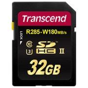 TS32GSD2U3 [SDHCカード SD2U3シリーズ 32GB UHS-II U3対応]