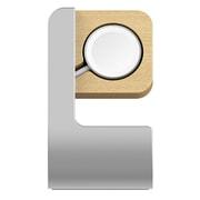 ODAW7310US [ODOYO キックスタンドドック ウラヌスシルバー for Apple Watch]