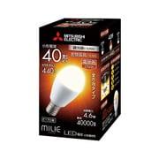 LDA5L-G-E17/40/D/S [LED電球 E17口金 電球色 440lm 調光器具対応 全方向 MILIE(ミライエ)]