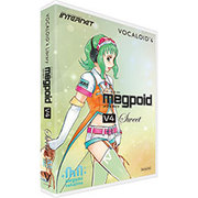 VOCALOID 4 Library Megpoid V4 Sweet [Windows/Mac]