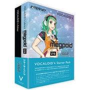 VOCALOID 4 Starter Pack Megpoid V4 Adult [Windows]