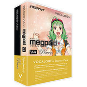 VOCALOID 4 Starter Pack Megpoid V4 Power [Windows]