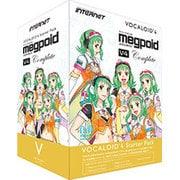 VOCALOID 4 Starter Pack Megpoid V4 Complete [Windows]