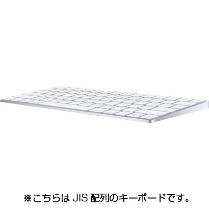 Magic Keyboard JIS配列 [MLA22J/A]