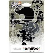 amiibo(アミーボ) Mr.ゲーム&ウォッチ 大乱闘スマッシュブラザーズシリーズ [Wii U/New3DS/New3DSLL ゲーム連動キャラクターフィギュア]