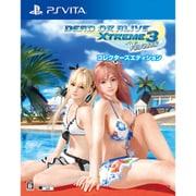 DEAD OR ALIVE Xtreme 3 Venus コレクターズエディション [PS Vitaソフト]