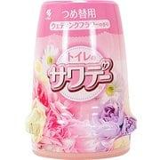 サワデー ウェディングフラワーの香り [芳香・消臭剤 つめ替用 140g]