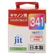 JIT-KC341C [キヤノン BC-341互換インクカートリッジ 3色カラー]
