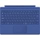 QC7-00072 [Surface Pro 4 タイプ カバー ブルー]