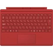 QC7-00074 [Surface Pro 4 タイプ カバー レッド]