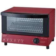 HTO-CT30 R [オーブントースター シンプル&スタイリッシュ 1,000Wタイプ レッド]