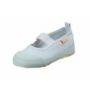 MOONSTAR(ムーンスター) CR ST11 ホワイト 19.0cm [校内履き・上履き(バレエタイプ) キッズ用シューズ]
