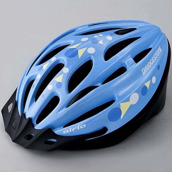 CHA5456 B371300LB [airio(エアリオ)ヘルメット Mサイズ ライトブルー]