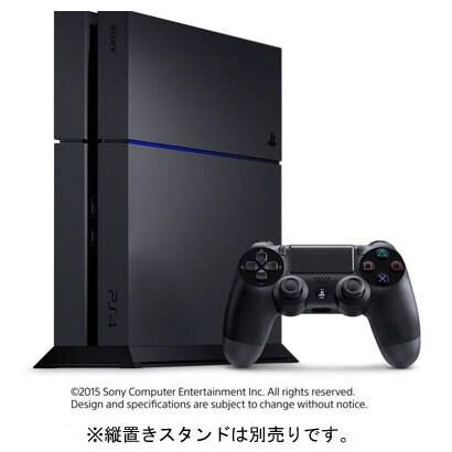 プレイステーション4 PlayStation ジェット・ブラック HDD1TB [CUH-1200BB01]