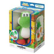 amiibo(アミーボ) あみぐるみヨッシー ビッグ ヨッシー ウールワールドシリーズ [Wii U/New3DS/New3DSLL ゲーム連動キャラクターフィギュア]