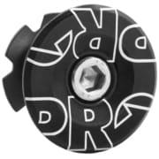 R20RHS0018X [ギャップキャップ アルミ 1-1/8インチ ブラック]