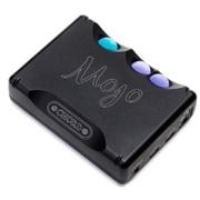 MOJO-BLK [Mojo ブラック PCM768kHz/32bit & DSD256 ネイティブ再生対応 ポータブルヘッドホンアンプ]