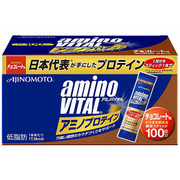 16AM 2870 [アミノプロテイン チョコレート味 100P]