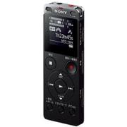 ICD-UX565F BC [ICレコーダー 8GBメモリー内蔵 ブラック ワイドFM対応]