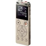 ICD-UX560F NC [ICレコーダー 4GBメモリー内蔵 ゴールド ワイドFM対応]