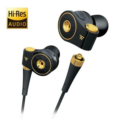 HP-TWF31K [インナーイヤー型ヘッドホン ヌメロトロワ ノワール ハイレゾ音源対応]