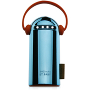 ET baby 8400 BLC [USB2ポート リチウムイオン パワーバンク 8400mAh Blue]