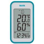 TT-559-BL [デジタル温湿度計 ブルー]