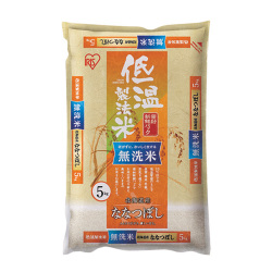低温製法米 無洗米 北海道産ななつぼし [5kg]