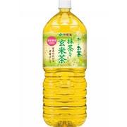 お~いお茶 抹茶入り玄米茶 PET 2L×6本 [お茶]