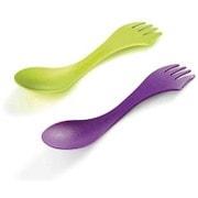 LMF スポーク2パック Lime&Purple 26190 [アウトドア 調理器具]