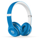 Beats by Dr. Dre Solo2 オンイヤーヘッドフォン(Luxe Edition)- ブルー [ML9F2PA/A]