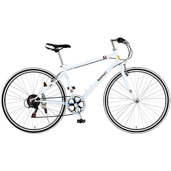 CRB7006S ホワイト [クロスバイク]