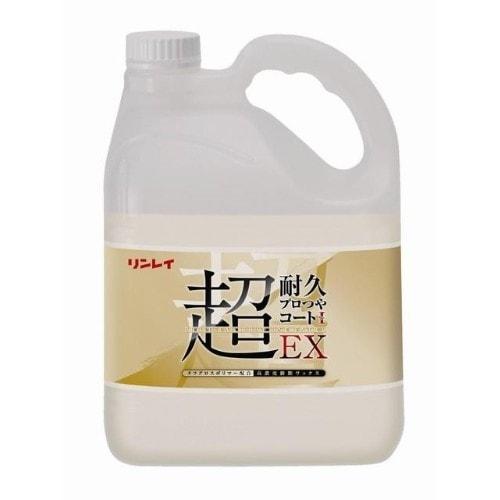 超耐久プロつやコートI EX [樹脂ワックス 4L エコボトル]
