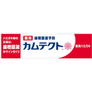 カムテクト 薬用ハミガキ 115g [ハミガキ粉]