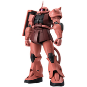 ROBOT魂 〈SIDE MS〉 MS-06S シャア専用ザク ver.A.N.I.M.E. [全高約125mm 塗装済可動フィギュア 機動戦士ガンダム 2016年10月再販]
