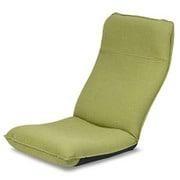 fr-headrest-cbc-gr [腰に優しい座椅子FR ヘッドレスト付き グリーン]