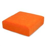 kaku-cushion-or [低反発積層クッション 角 オレンジ]