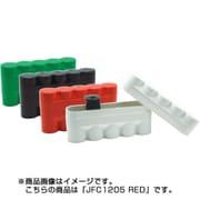 JFC1205 Red [ブローニ120専用 フィルムケース 5本用]