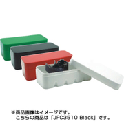 JFC3510 Black [35mm専用 フィルムケース 10本用]