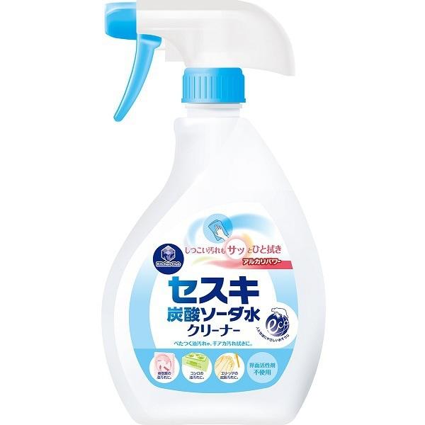 KCセスキ炭酸ソーダ水クリーナー [400mL]