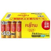 LR 6FL(40S)T [アルカリ乾電池 単3形 40個パック]