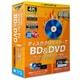 ディスク クリエイター 7 BD&DVD「4K・HD・一般動画からBD&DVD作成」 [Windowsソフト]